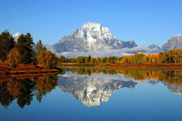 Grand Teton Mountain Family Holiday Destinations