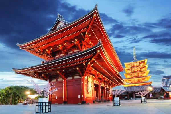 Tokyo Package Holidays