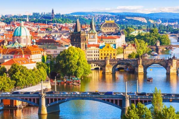 Prague Czech Republic cheap holiday packages
