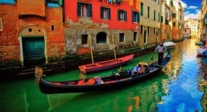 Venice Gondola Italy All-inclusive Package Holidays Deals