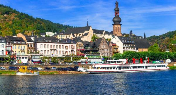 Romantic Rhine european cruises
