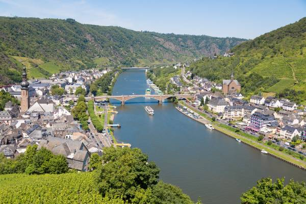 ocean and river cruises in Germany
