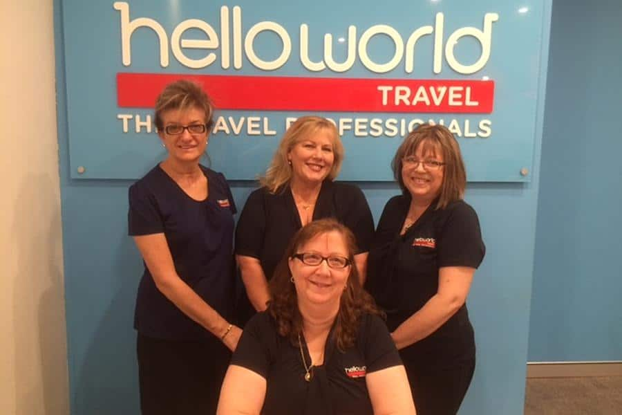 Helloworld Travel Emu Plains Staff Photo