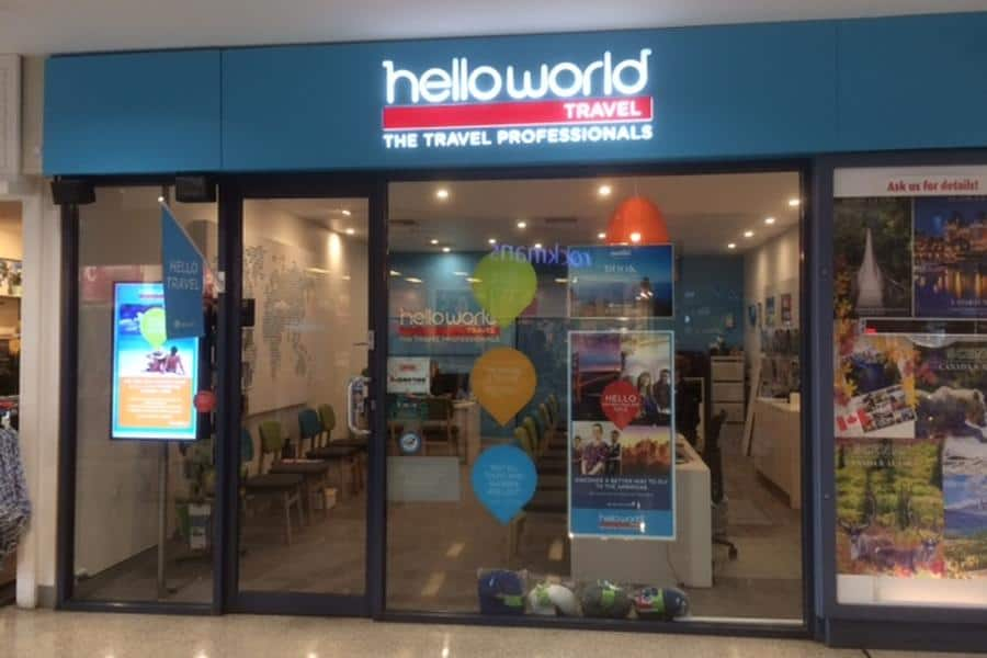 Helloworld Travel Emu Plains office