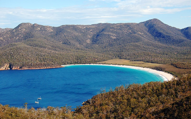 Wine Glass Bay, Tasmania