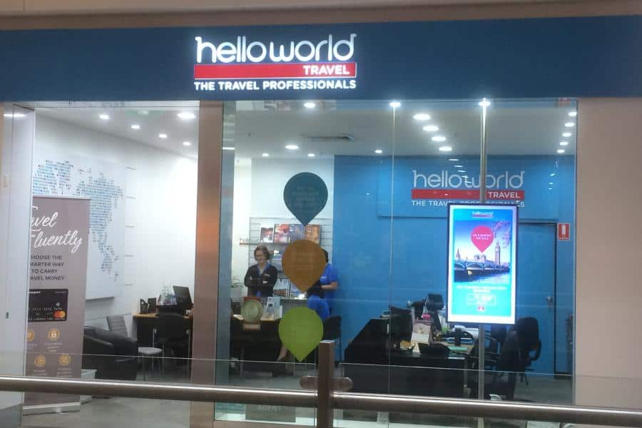 Helloworld Travel Richmond NSW office